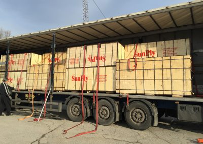 FILM FACED PLYWOOD IMPORT